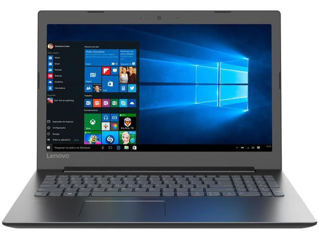 Imagem de Notebook Lenovo Ideapad 330 Intel Dual Core