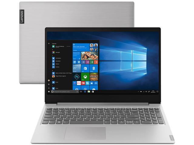 "Notebook - Lenovo 81wt0006br Celeron N4020 1.10ghz 4gb 128gb Ssd Intel Hd Graphics Windows 10 Home Ideapad S145 15,6"" Polegadas"