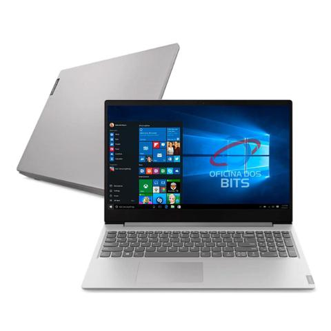 "Ultrabook - Lenovo 82dj0009br I5-1035g1 1.00ghz 8gb 256gb Ssd Intel Hd Graphics Windows 10 Home Ideapad S145 15,6"" Polegadas"