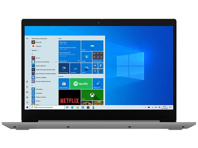 Imagem de Notebook Lenovo IdeaPad3i 82BS0005BR Intel Core i5