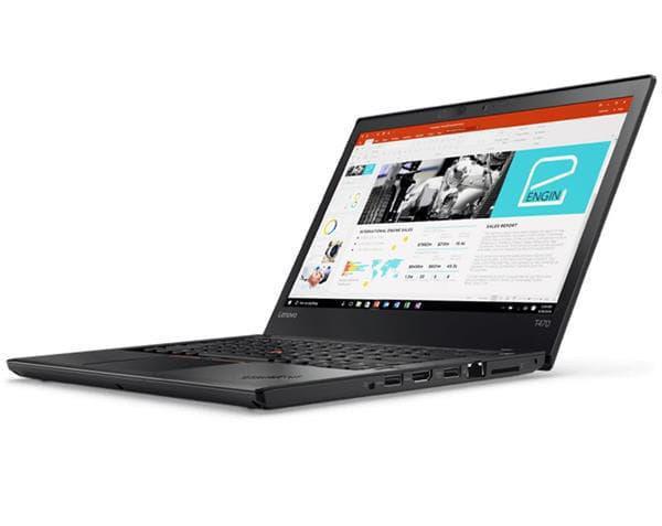 "Notebook - Lenovo 20he0000br I5-7300u 2.60ghz 4gb 500gb Padrão Intel Hd Graphics Windows 10 Professional Thinkpad T470 14"" Polegadas"