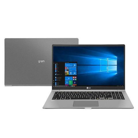 """Notebook - LG 15z980-g.bh72p1 I7-8550u 1.80ghz 8gb 256gb Ssd Intel Hd Graphics 620 Windows 10 Home Gram 15,6"""" Polegadas"""