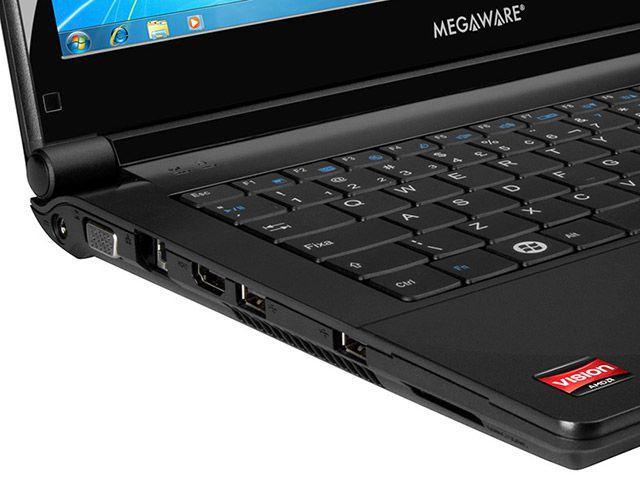 Imagem de Notebook Megaware Kripton c/ AMD Dual Core
