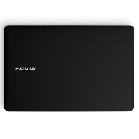 Imagem de Notebook Multilaser Legacy Cloud Intel Quad Core Windows 10 14 Pol. HD Preto - PC122