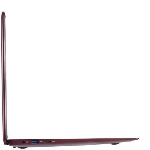 Imagem de Notebook Multilaser Legacy Cloud  Red 14 HD Atom Z8350 32GB 2GB PC133 Win10 H