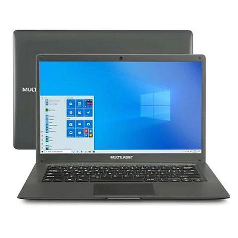 "Notebook - Multilaser Pc131 Atom X5-z8350 1.90ghz 2gb 32gb Padrão Intel Hd Graphics Windows 10 Home Legacy Cloud 14"" Polegadas"