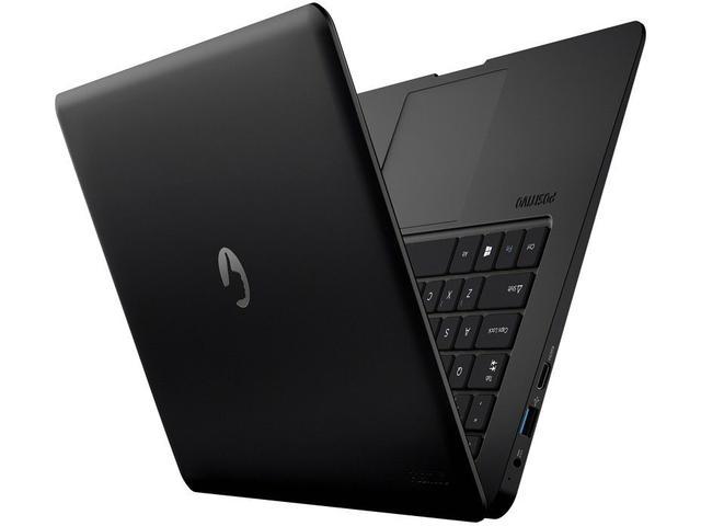 Imagem de Notebook Positivo Motion Black Q 232A Intel Atom