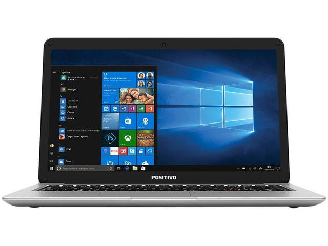 Imagem de Notebook Positivo Motion C4500A Intel Dual Core