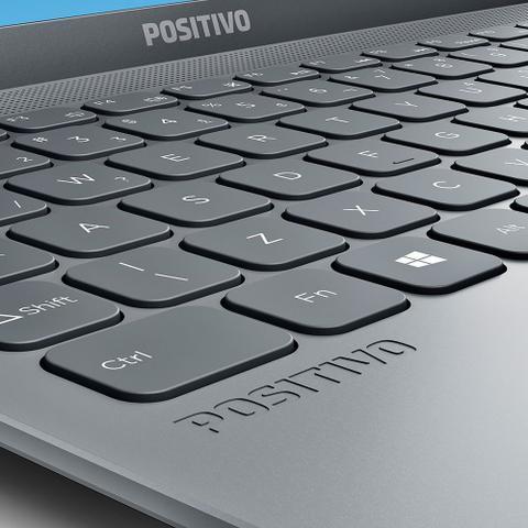 Imagem de Notebook Positivo Motion Q4128C Intel Atom Quad-Core Windows 10 Home 14.1