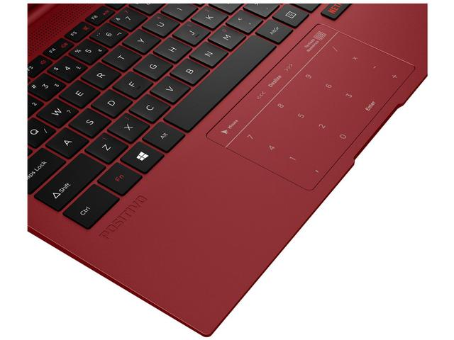 Imagem de Notebook Positivo Motion Red Q232B Intel Quad Core