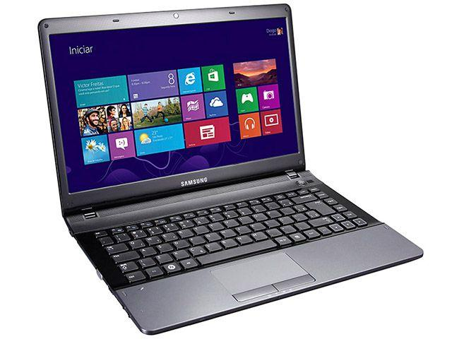 Imagem de Notebook Samsung 300E4C Intel Core i5