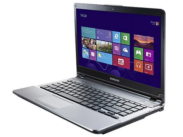 Imagem de Notebook Samsung 500P4C Intel Core i7
