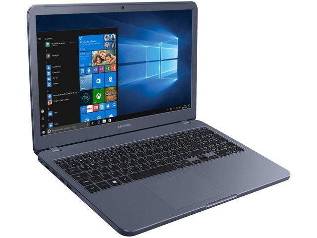 Imagem de Notebook Samsung Essentials E20 Intel Celeron