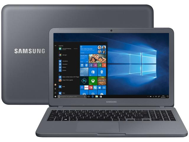 Imagem de Notebook Samsung Expert X20 Intel Core i5 4GB
