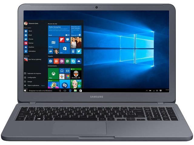 Imagem de Notebook Samsung Expert X30 Intel Core i5 8GB