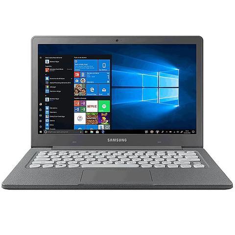 """Notebook - Samsung Np530xbb-sf1br Celeron N4000 1.10ghz 4gb 64gb Ssd Intel Hd Graphics Windows 10 Professional Flash 13,3"""" Polegadas"""