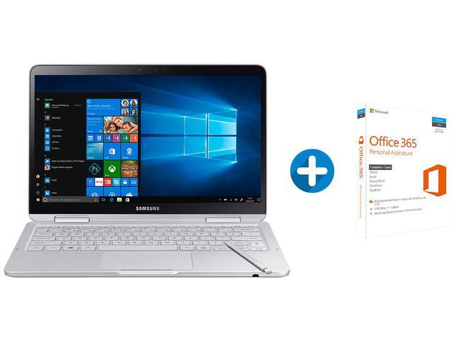Imagem de Notebook Samsung Style S51 Pen Intel Core i7 8GB