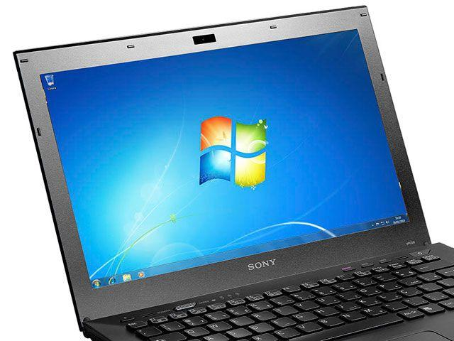 Imagem de Notebook Sony VAIO VPCSB15GB c/ Intel Core i5