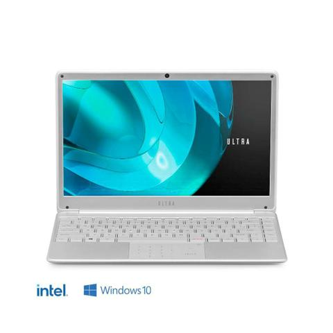 "Ultrabook - Multilaser Ub420 I3-5005u 2.00ghz 4gb 120gb Padrão Intel Hd Graphics Windows 10 Home Ultra 14.1"" Polegadas"