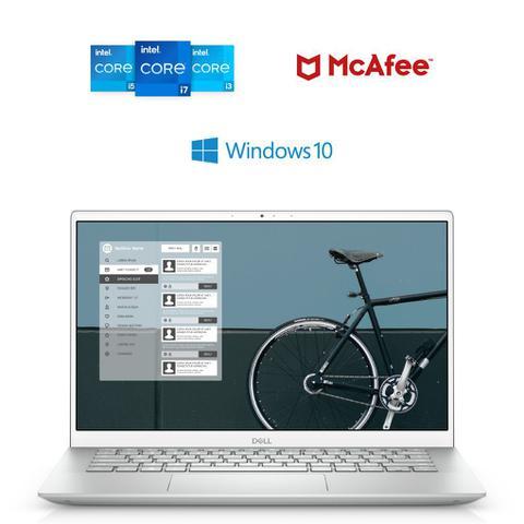 Imagem de Notebook Ultrafino Dell Inspiron i5402-M10S 14