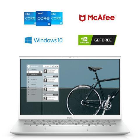 Imagem de Notebook Ultrafino Dell Inspiron i5402-M30S 14