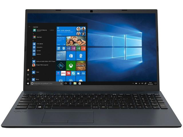 Imagem de Notebook Vaio FE15 B0611H Intel Core i5 8GB