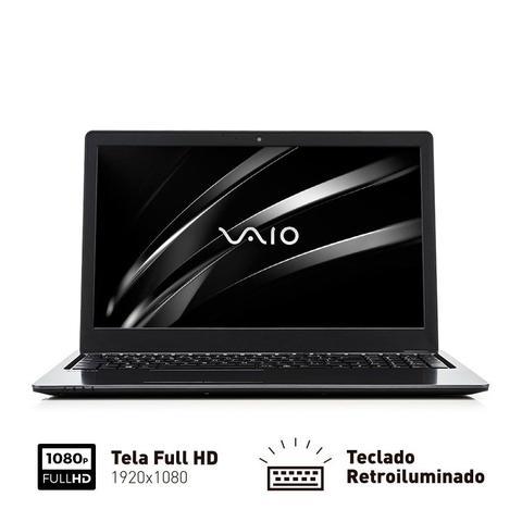 Imagem de Notebook Vaio Fit 15S Intel Core i3 4GB 128GB SSD Tela LED 15,6