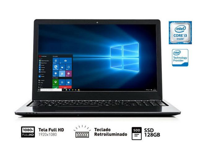 Imagem de Notebook Vaio Fit vjf154f11x-b0811b i3-6006u 4gb 128gb ssd 15.6 Full HD