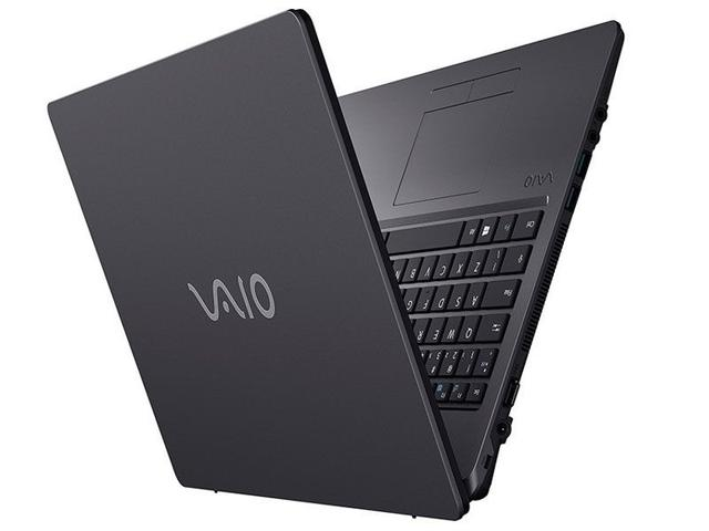 Imagem de Notebook vaio intel i3 1tb 4gb 15,6 led