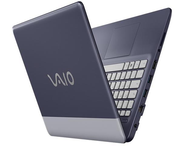Imagem de Notebook Vaio Vjc141f11x-B1311l C14 I7-6500u Ssd 256gb 8gb 14 Led Win10 Home