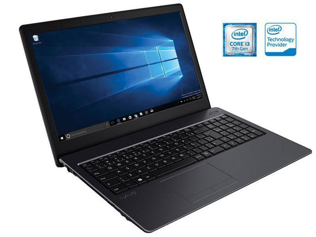 Imagem de Notebook Vaio VJF154F11X-B0611B  FIT 15S I3-6006U 1TB 4GB 15,6 LED WIN10 SL