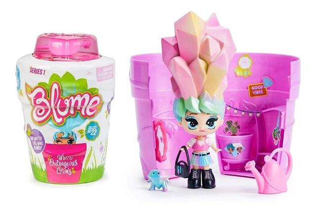 Imagem de Nova Mini Boneca Surpresa Blume Dolls Série 1 Lovely Toys