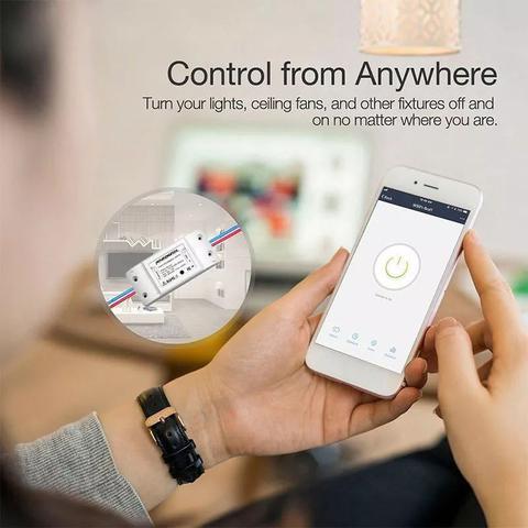 Imagem de Novadigital Interruptor Basic Wifi Automação Residencial Original