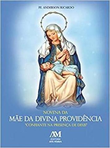 Imagem de Novena da mãe da divina providência - Ave maria