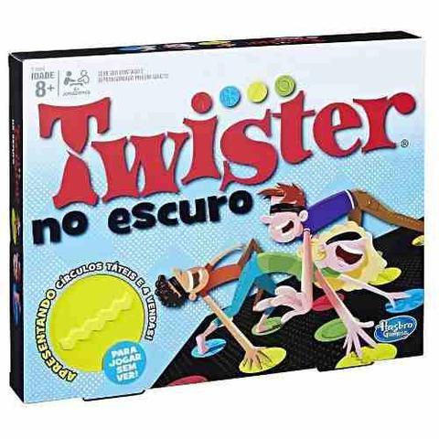 Imagem de Novo Jogo Twister No Escuro- Hasbro