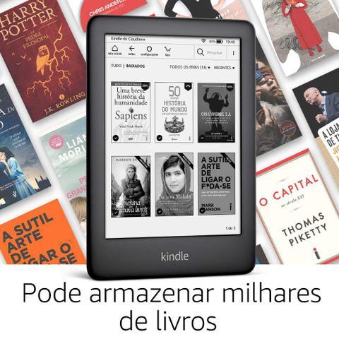 Imagem de Novo Kindle 10ª Geração