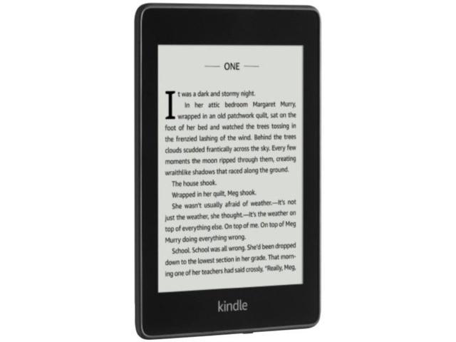 "Imagem de Novo Kindle Paperwhite Amazon Tela 6"" 8GB Wi-Fi"