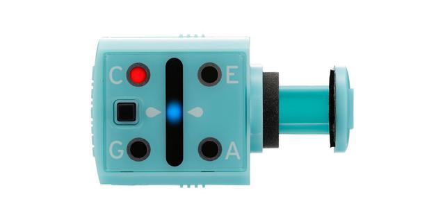 Imagem de Novo pride - afinador korg de contato para ukulele minipitch-bl