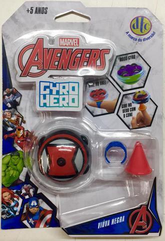 Imagem de Novos Gyro Hero Marvel Os Vingadores Aleatorio Dtc 4922