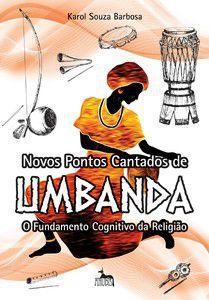 Imagem de Novos pontos cantados de umbanda