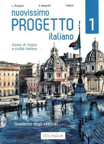 Imagem de Nuovissimo progetto italiano 1 - quaderno degli esercizi  + 1 cd audio