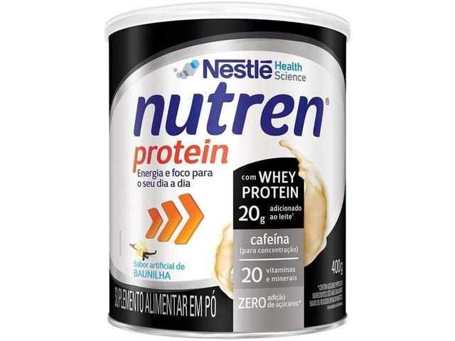 Imagem de Nutren Protein Baunilha - Whey Protein  - 400g