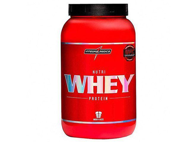 Imagem de Nutri Whey Protein Chocolate 907g - Integralmédica
