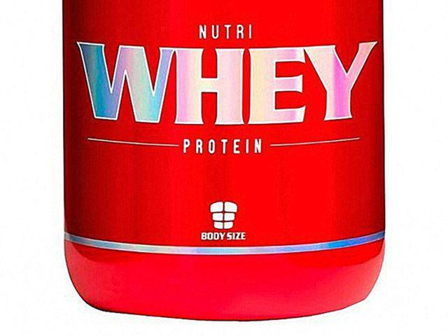 Imagem de Nutri Whey Protein Morango 907g - Integralmédica