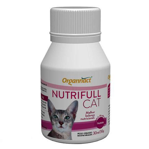 Imagem de Nutrifull Cat Organnact 30ml
