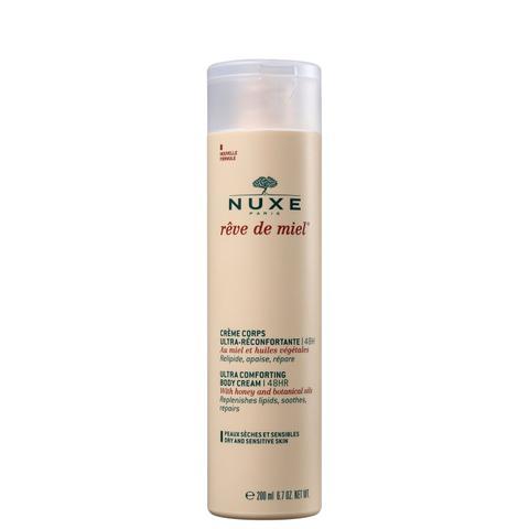 Imagem de Nuxe Rêve de Miel 48h Ultra Comforting - Creme Hidratante Corporal 200ml