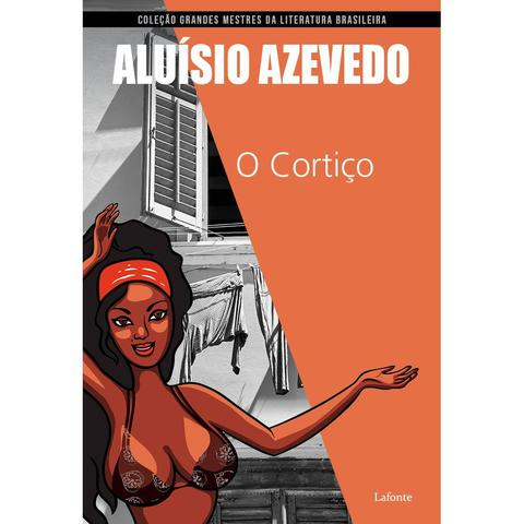 Imagem de O Cortiço - Coleção Grandes Mestres da Literatura Brasileira