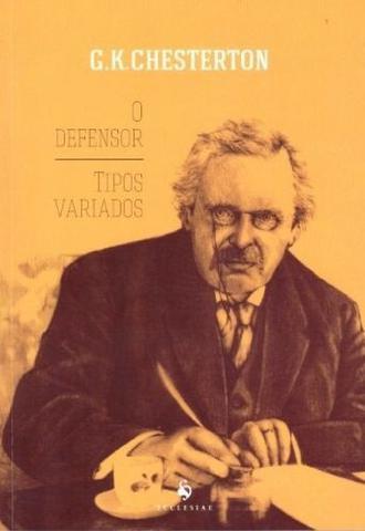Imagem de O Defensor  Tipos Variados - Editora Ecclesiae