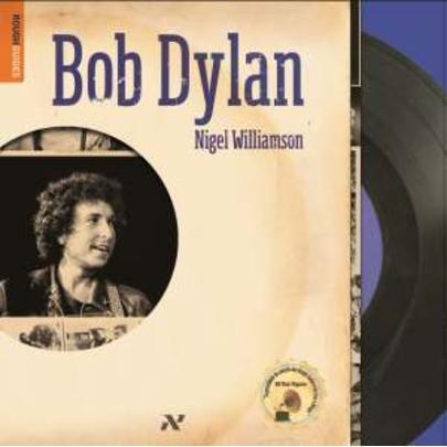 Imagem de O Guia do Bob Dylan - Col. Rough Guides - Aleph