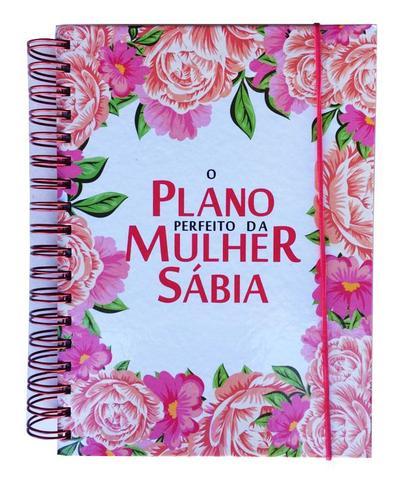 Imagem de O Plano Perfeito da Mulher Sábia - Mod 1 flores salmon - Cpp